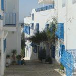 Tunezja uliczka