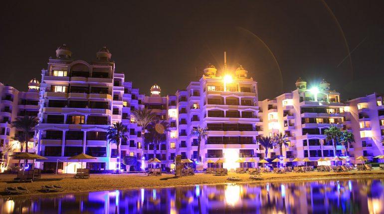 Egipski hotel